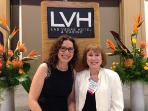 Sandy Hirsh and Gail Schlachter