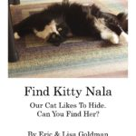 "Announcing the Publication of a New Book: ""Find Kitty Nala"""