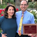 Some Personal Good News: I Received SCU's Highest Award for Scholarly Achievement