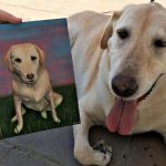 LIMITED TIME OPPORTUNITY: Order a Customized Pet Portrait From My Daughter
